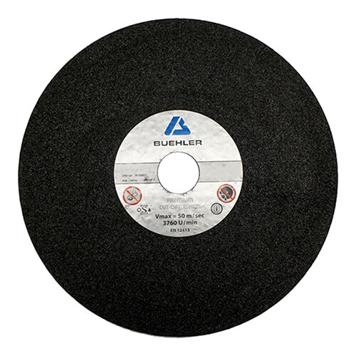 Abrasive Blade, High Speed Steel, 10in [254mm]