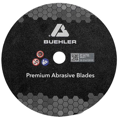 Abrasive blade, superalloy, 12in (305mm)