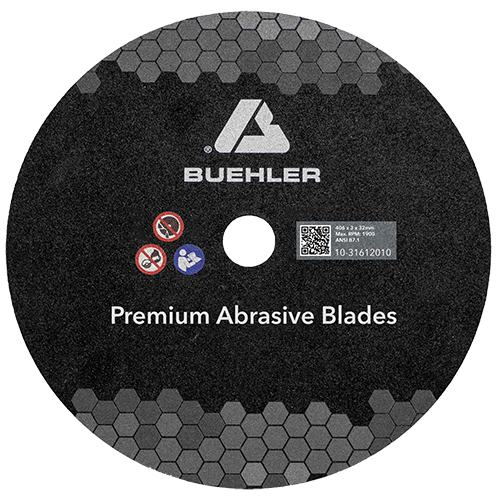 Abrasive blade, HRC50-60, 12in (305mm)
