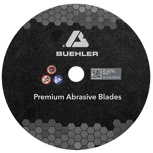 Abrasive blade, HRC35-50 & HRC60+, 12in (305mm)