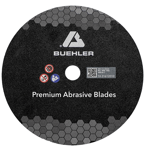 Abrasive Blade, Superalloy, 16in [406mm]