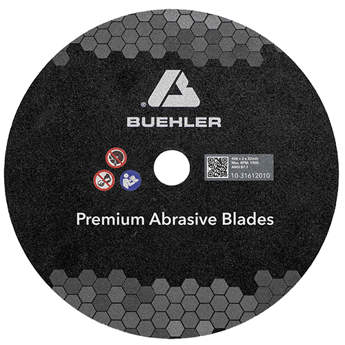 Abrasive Blade, HRC50-60, 16in [406mm]