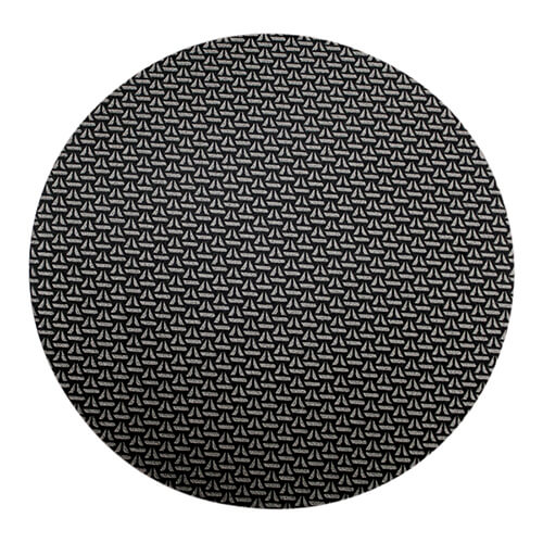 DGD Color, Magnetic, Black, 125µm, 8in